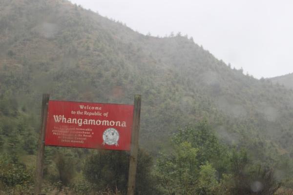 2018-01-04 forgotten highway 12 Whangamomona !